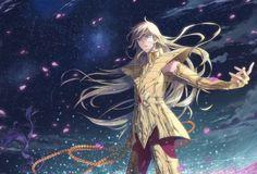 Saint Seiya | Virgo gold saint