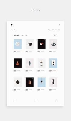 Minim E-commerce Website #WebSiteDesign #Ecommerce