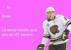 Hershey Bears Valentines