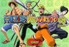 Una vez más podrás usar a Naruto, Sasuke, Roronoa Zoro, Monkey o Monkey D. Luffy para emprender una reñida batalla de personajes del Manga. Elije el que más te guste y ponte a ganar todas las batalla que te esperan en este videojuego de lucha y acción. Si te gustan los juegos de Dragon Ball Fierce Fighting seguro que te gustará el juego de One Piece vs Naruto CR Zoro.