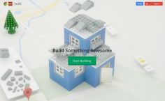 Build with Chrome #Lego #awesome