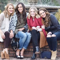 I am so excited to do my first #FF with these awesome girls that also have blogs in Memphis.  We have fun plans for monthly posts where we will feature different local businesses. @citychicliving @livinglereve @collinstuohysmith #memphisblogger #ff #follo