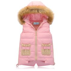 http://babyclothes.fashiongarments.biz/  2016 Autumn/Winter vest with fur hood down coat children boy and girlthree colors 120cm-150cm two pockets, http://babyclothes.fashiongarments.biz/products/2016-autumnwinter-vest-with-fur-hood-down-coat-children-boy-and-girlthree-colors-120cm-150cm-two-pockets/,  2016 Autumn/Winter vest with fur hood down coat children boy and girlthree colors 120cm-150cm two pockets  Product Description: Quality is the first with best service. customers all are our…