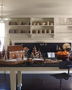 Kitchen in Martha's Cottage