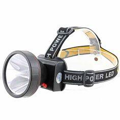 Headlamp Outdoor Lighting, Plastic, Belt, Sport, Accessories, Belts, Exterior Lighting, Sports