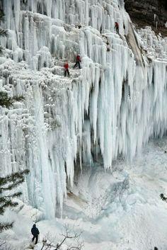 Peričnik Waterfall, Slovenia..............
