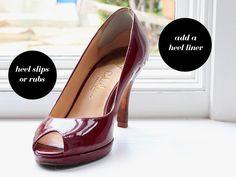 Secrets of Wearing Comfortable High Heels
