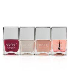 Nails inc. Collagen Collection, 4 prodotti per la manicure - QVC Italia