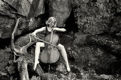 Learn to play the cello.