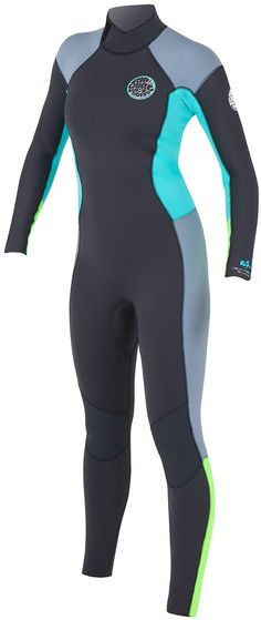 4/3mm Women's Rip Curl DAWN PATROL Fullsuit | Wetsuit Wearhouse