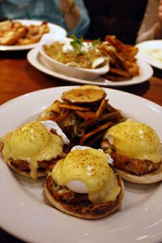 Clyde's Georgetown brunch: A. A Washington institution with great service, a cozy ambiance and a reliable, comforting menu that they spice up