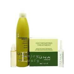 UNA Hair Loss Treatment KIT I w Rollon Body Oil -- Want additional info? Click on the affiliate link Amazon.com on image.