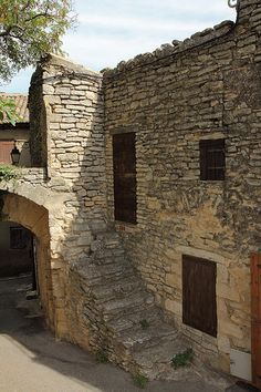 Old Stone House, Goult, Luberon