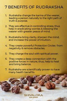 7 reasons to wear authentic, sacred Rudraksha power beads Vedic Mantras, Hindu Mantras, Hinduism History, Shiva Meditation, Hindu Vedas, Goddess Quotes, Hindu Rituals, Sanskrit Mantra, Lord Shiva Hd Images