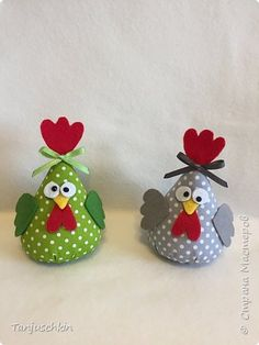 Pom Pom Crafts, Felt Crafts, Easter Crafts, Holiday Crafts, Quick Crafts, Diy Crafts Videos, Diy Crafts To Sell, Crafts For Kids, Scrap Fabric Projects