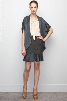Maria Kashleva for Viktor & Rolf lookbook (Pre-Spring 2010) photo shoot #MariaKashleva #Lookbook