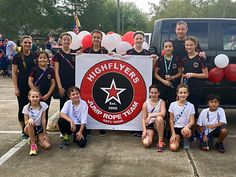 The Highflyers Jump Rope Team is a competitive and performance team based in Katy, Texas.