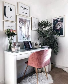 home workspace design inspirations; home office storage ideas for small spaces; home office ideas; Cozy Home Office, Home Office Design, Home Office Decor, Office Ideas, Office Furniture, Office Designs, Office Inspo, Modern Office Decor, Furniture Ideas