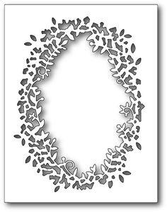 Leafy Frame Die