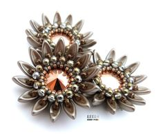*P pattern | Leela Beads