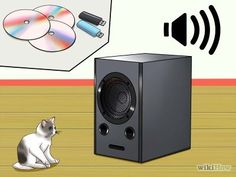 How to Keep a Cat Calm During Fireworks -- via wikiHow.com