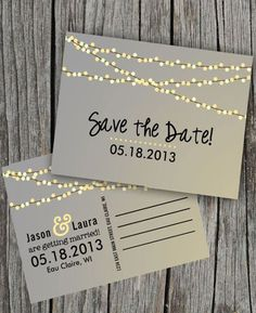 BREAKING: Saving the date does not have to be stressful! We have some awesome tips to make your save-the-dates a piece of cake!