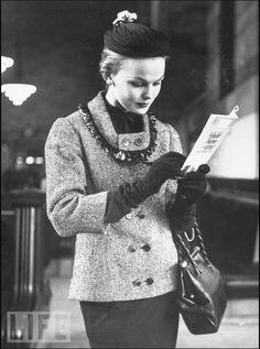 Gordon Parks 1953, Vintage Fashion Photos