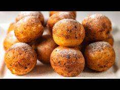 Jobb, mint az eredeti -Túrófánk (Szécsi Szilvi) - YouTube Baked Potato, Protein, Potatoes, Baking, Vegetables, Ethnic Recipes, Food, Youtube, Potato