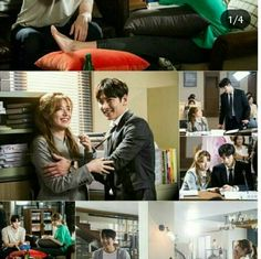 Suspicious Partner, Fictional Characters, Fantasy Characters