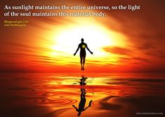 BHAGAVAD GITA {6, 15 } युञ्जन्नेवं सदात्मानं योगी नियतमानसः । शान्तिं निर्वाणपरमां मत्संस्थामधिगच्छति ॥ 15॥  Thus, by always practicing to keep the mind fixed on Me, the yogi whose mind is subdued attains peace of Nirvana and comes to Me. (6.15)