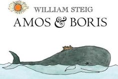 This was one of my favorite books to read aloud to my first graders. If you are looking for a book that teaches about friendship try this one! It is also a good read aloud to compare and contrast the two mammals. Books About Kindness, Book Finder, Great Whale, Unlikely Friends, Houghton Mifflin Harcourt, Award Winning Books, Mentor Texts, New Words, Read Aloud