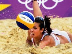 Beach Volley.