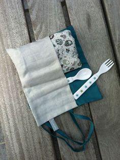 sewing idea: pour la cantine