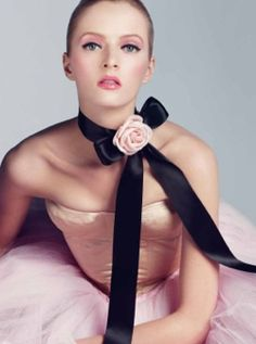 Miss Dior Cherie Bow Spring 2013 Campaign