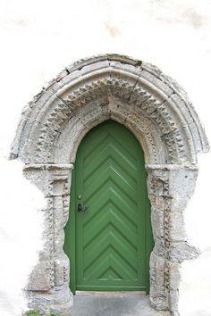Knockin' on Heaven's Door Architectural Features, Architectural Elements, Entrance Doors, Doorway, Old Doors, Windows And Doors, Doors Galore, Knobs And Knockers, Unique Doors