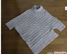 Симметричные, не обычные свитера. - Машинное вязание - Страна Мам