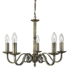 You'll love the Richmond 5 Light Candle Chandelier at Wayfair.co.uk - Great Deals on all Lighting  products with Free Shipping on most stuff, even the big stuff.