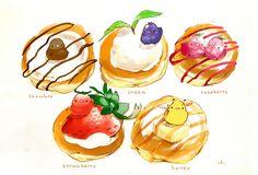 プチホットケーキ