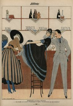 26 Ideas vintage art journal artists for 2019 Vintage Prints, Vintage Posters, Vintage Art, Art Deco Illustration, Mode Vintage, Vintage Vogue, Tamara Lempicka, Art Nouveau, Arte Fashion