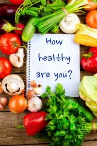 How healthy are you? Take the Quiz and share your results.