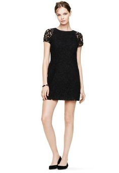 / Club Monaco ( I have a dress from H&M looks just like this!! )