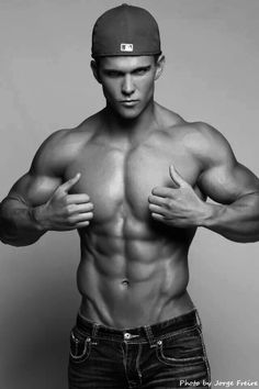 Fitness Super Model - Shane Smith