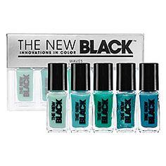 The New Black - Ombre 5-Piece Nail Polish Sets  #sephora