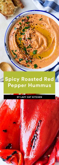 What's better than hummus? These 11 hummus recipes take you out of the roasted red pepper rut and show you how insanely good the bean dip can be. Clean Eating Hummus, Clean Eating Snacks, Healthy Snacks, Hummis Recipe, Vegetarian Recipes, Cooking Recipes, Vegetable Recipes, Healthy Recipes, Mediterranean Recipes
