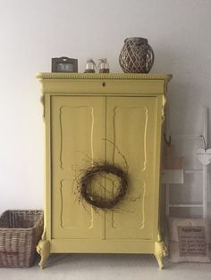 Furniture Decor, Painted Furniture, Armoire, Childrens Bedroom Decor, Weekend House, Scandinavian Living, Diy Home Decor, Interior Decorating, Sweet Home
