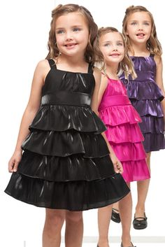 Libby Girls Party Dress