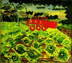 Moods of the Field - Ion Tuculescu Social Art, More Words, Fields, Mood, Landscape, Artwork, Artist, Painting, Photos