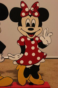 14 Disney Minnie Mouse Decoration  Mickey by MountainViewCreation, $25.00