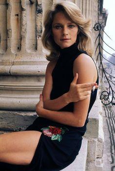 Charlotte Rampling, Paris, 1974