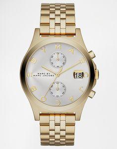 - Marc By Marc Jacobs - MBM3379 - Fine montre chronographe  #jewelry #bijoux #bracelet #necklace #collier #bracelet #bijouxcreateur